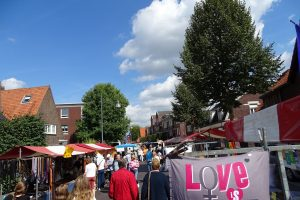 Braderie in Mierlo-Hout