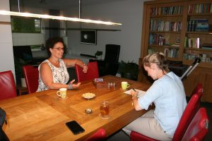 Op de koffie bij… Sandra Polling van de Mijmerie
