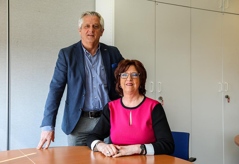 In de spotlight Ad en Lenie Klaasen Mierlo-Hout
