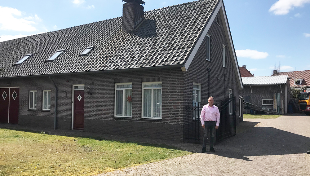 Paul van Breugel, geboren en getogen Brandevoorter